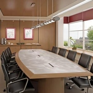 FRIANT'S CONFERENCE TABLE
